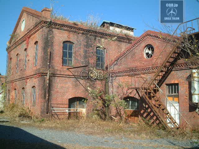 歴史的レンガ倉庫